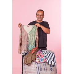 Fardo de roupas usadas - Feminino 300 peças
