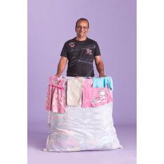 Lote de roupas usadas infantil - Mistinha 100 peças