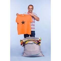 Fardo de roupas usadas para brechó masculino  - Camisetas e Bermudas 100 peças