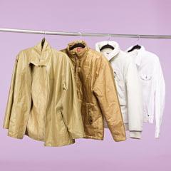 Fardo de roupas usadas para brechó - Blusas de Frio 1ª linha 100 peças