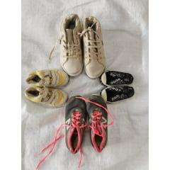 Fardo para brechó - Sapato Infantil 1°Linha - 100 peças
